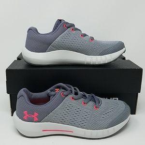 EUCIB Under Armour Pursuit Sneakers Girls 12K A6A
